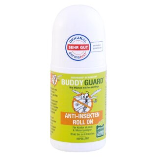 BUDDYGUARD® Anti Insekten Roll On